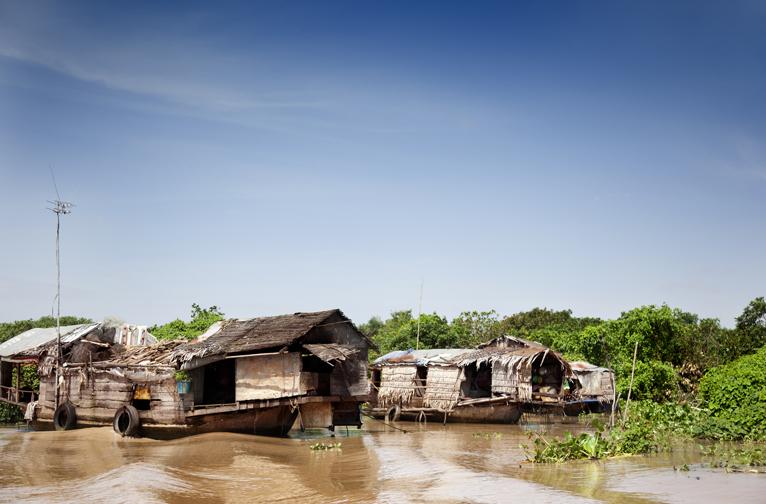 Cambodia Koh Dach Travablue