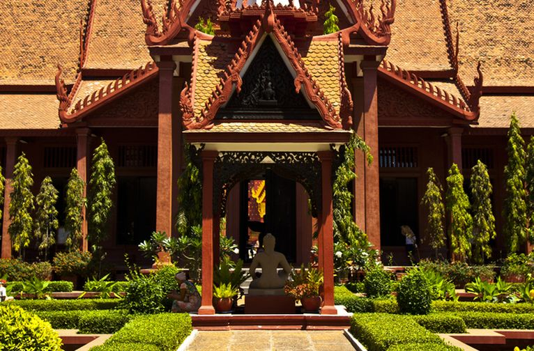 Phnom Penh National Museum of Cambodia