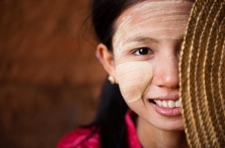 Myanmar Mindat Village Visit