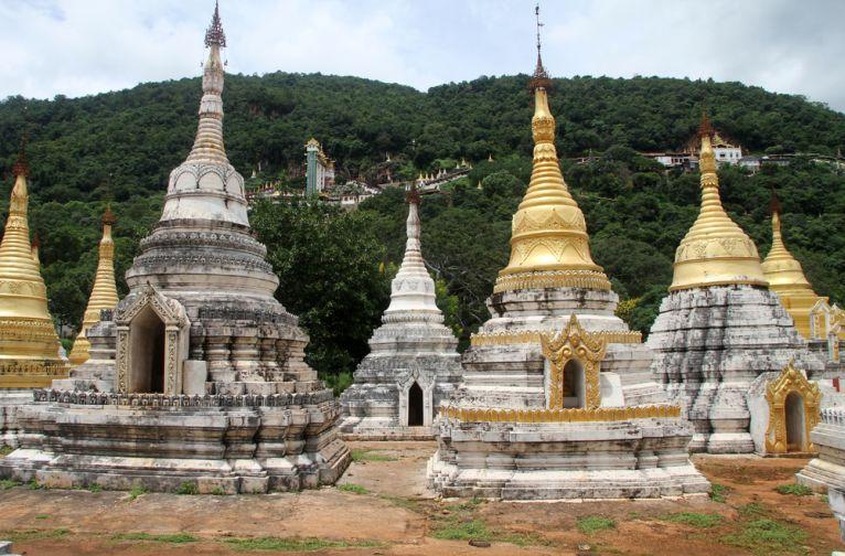 Myanmar Pindaya Temple