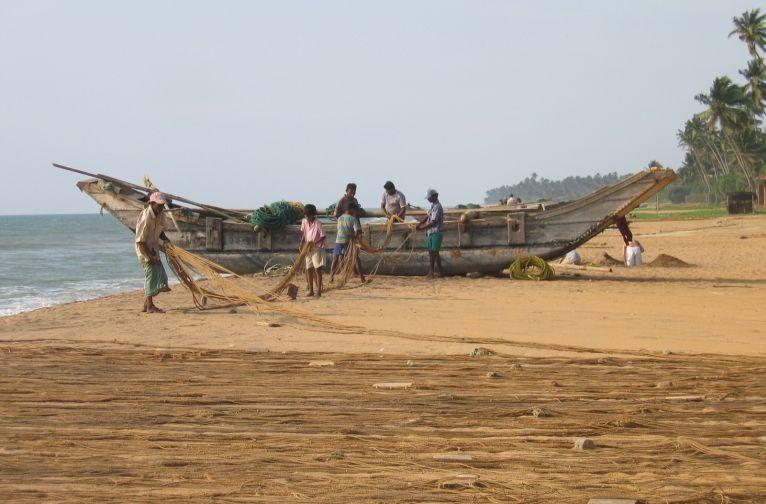 Sri Lanka Wadduwa Beach