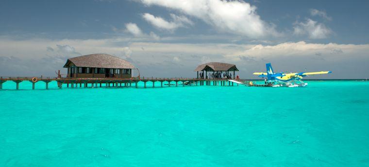 Irufushi Beach Spa 45 Minutes By Seaplane Noonu Atoll